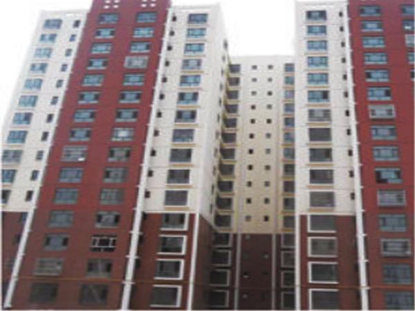 山西临汾市军区住宅楼