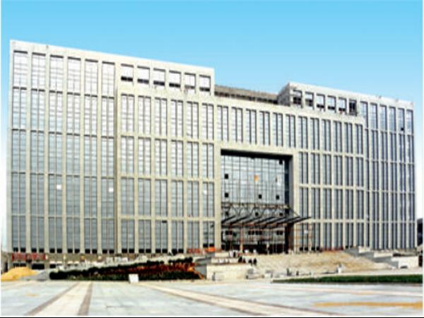 山东宁阳县政府大楼