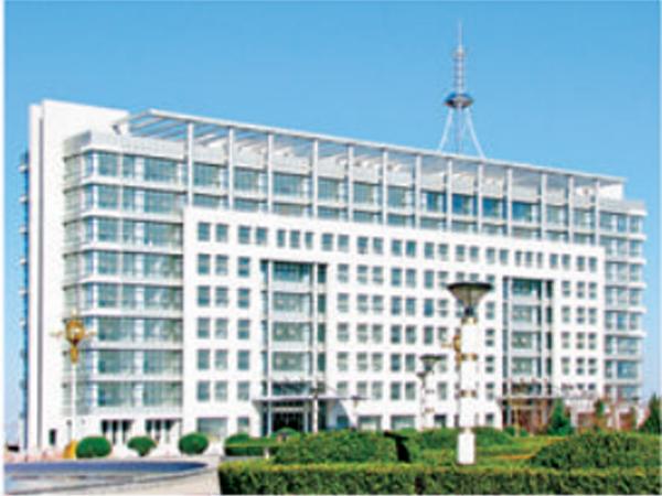 天津市武装部办公室大楼